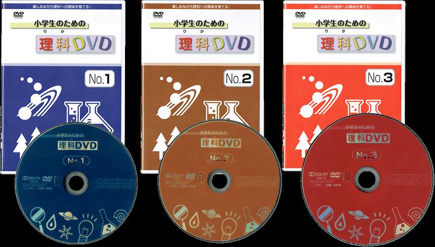 小学生用DVD理科